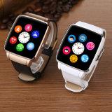 Téléphone intelligent à la mode de montre de bracelet avec l'appareil-photo éloigné X6