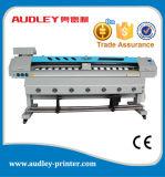 Самый лучший принтер Inkjet цены 3.2m Eco растворяющий с 2 Dx7 головным 1440dpi