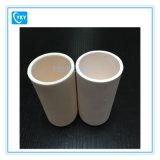 La temperatura de cerámica de alta pureza del crisol/alúmina crisoles Barco para horno de tubo