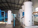 Het Vullen van de Cilinder van de zuurstof Installatie