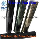 Скреста управлением подкраской клея пленка окна солнечного упорная (1.52*600M CXSD)