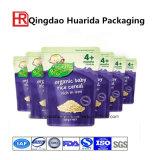 Fastfood- Nuts Nahrungsmittelreißverschluss-verpackenbeutel
