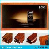호리호리한 광고 아크릴 LED 가벼운 상자 게시판