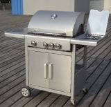 セリウムCertificated Cheap Stainless Steel 3burner Gas Grill