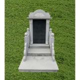 Natürliche Granit-und Marmor-Grab-Dekorationen