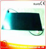 970*670*1.5mm de Band Verwarmde RubberVerwarmer 220V 1500W van het Silicone van het Bed