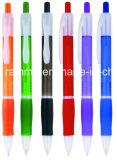 De Plastic Pen van de kleur voor Reclame