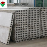 Máquinas de moldagem de painel de parede de concreto oco com melhor desempenho
