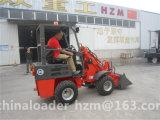 Chargeur hydrostatique de roue utilisé par Zl06 d'entraîneur de ferme du système 4WD de l'Italie