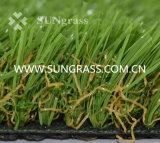 柔らかい景色の人工的な草(SUNQ-HY00135)