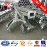 передающая линия сталь Поляк двойной цепи 10kv электрическая