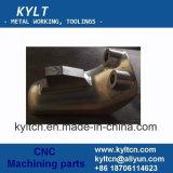 4 as CNC die CNC van Delen de Delen van het Aluminium van het Malen machinaal bewerken