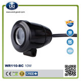 2  CREE 10W LED Mini 4X4 Work Light