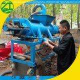O estrume da galinha da grande capacidade seca a máquina