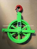 Блок Snatch колеса джина шкива кабеля в США для конструкции
