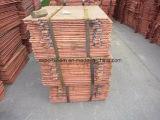 Precio competitivo de cátodos de cobre puro de 99,9%