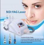 Rimozione del tatuaggio dello Sr del laser del ND YAG dell'Q-Interruttore di Sincoheren mini