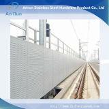 Aluminiumlegierung-Hochgeschwindigkeitsschienen-Schallmauer