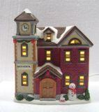 8  Nieuw Hand Geschilderd Porselein Aangestoken Huis