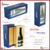 Caja de almacenaje del vino de Bule (5383)