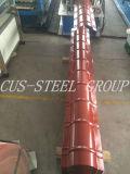 Protezione d'acciaio galvanizzata preverniciata del Ridge del tetto/tetto variopinto Ridge del metallo