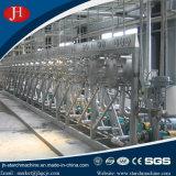 De Was die van de hydrocycloon de Machine van het Zetmeel van de Maniok van de Verwerking van de Maniok van het Zetmeel haalt