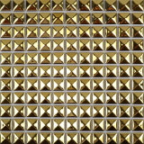 Mattonelle di ceramica/macchina/strumentazione di vetro di doratura elettrolitica di vuoto