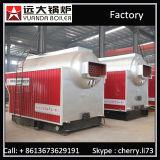 Condição perfeita fábrica de caldeira de madeira de 4 toneladas