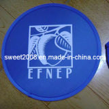 Складные нейлоновые Frisbee полиэфирного волокна с дипломатической почты
