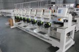중국 최고 자수 기계 8 헤드 15 색깔 고속 컴퓨터 모자 자수 기계