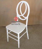 Nuevo diseño de resina oro silla Tiffany Silla de Phoenix
