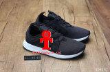 Trèfle X_Plr peu de chaussures de course de chaussures occasionnelles de sports d'hommes de Nmd 40-44