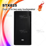 "Stx825 Dubbele "" hoog-uit Professionele AudioLuidspreker 15"