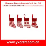 Colgante de moda de la Navidad de la decoración de la Navidad (ZY15Y037-1-2)