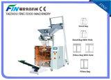 Arroz/grânulo/máquina empacotamento automáticos do pó combinada com os copos Volumetric