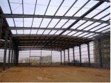 Edificio de marco de la estructura de acero (KXD-SSB1242)