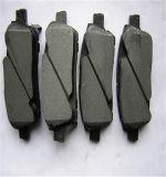 Garniture de frein entièrement stockée de pièces d'auto de résistance de température élevée de machiniste D197-7120 pour Toyota Hiace 04465-35050