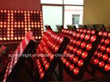25X10W LEDのマトリックスライトディスコの照明