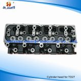 Les pièces du moteur de la culasse pour Nissan TD27 20mm TD27t/TD27ti 11039-43G03