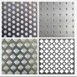 Uitstekende kwaliteit Geperforeerd Metaal in de Prijs van de Fabriek