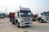 Vente chaude de camion d'entraîneur de Sinotruk HOWO 4X2 Rhd
