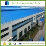 Edificio del taller prefabricado/de la estructura de acero/vertientes prefabricadas del acero