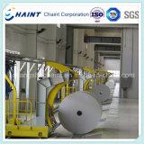 Moulin à papier - système de transport de bobine