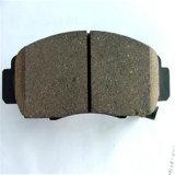 D848 벤츠를 위한 자동 예비 품목 반 금속 뒷 브레이크 패드 003 420 06 20