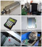 Ele 2030CNCの木製の切り分ける機械、アルミニウムのための4つの軸線CNCのルーター機械