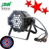 36PCS 3W LEDの鋳造アルミの標準ライト