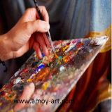 Pitture astratte moderne Handmade della tela di canapa per la decorazione della parete