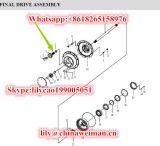 Sdlg LG956 LG958 LG968 바퀴 로더는 바늘 롤러 GB309-5*45-Gcr15 4090000004를 분해한다