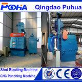 Machine de grenaillage de courroie de boulon de vis et de dégringolade du taraud Q326