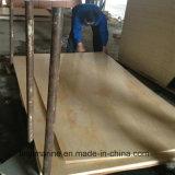 Le faisceau en bois de peuplier de bois de construction rayonnent la pente 21mm du contre-plaqué C/D de pin
